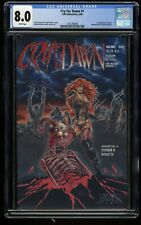 Cry for Dawn #1 CGC VF 8.0 White Pages 1st Print!