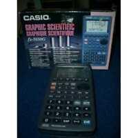 FX-7450G Casio - CALCOLATRICE GRAFICA