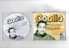 COOLIO - GHETTO SQUARE DANCE - CDS