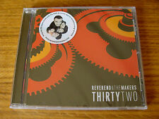 CD Album: Reverend & The Makers : Thirty Two : Sealed