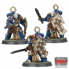 NEW Primaris Space Marines Bladeguard Veterans- Indomitus - LE - Warhammer 40k.