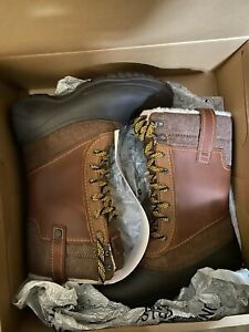 New $200 REI The North Face Shellista III Mid Brown Tan Snow Hiking Boot Sz 7.5