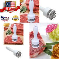 New Steak Needle Pins Stainless Steel Tenderizer Kitchenware Loose Meat Baking
