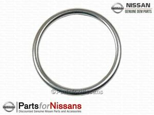 Genuine Nissan Front Exhaust Pipe Gasket - NEW OEM