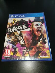 Rage 2 Playstion 4 PS4 Game, Brand New & Sealed, 1st Class Post