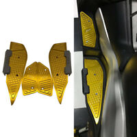 For Yamaha XMAX 250 300 2017-2019 CNC Foot Mats Footrest Footpads Pedal Plate