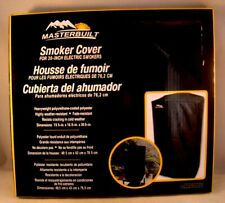 Masterbuilt Smoker Cover 30 Inch Electric Weather And Fade Resistant Black
