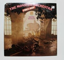 JOHN DAVIS AND THE MONSTER ORCHETRA Strikes Again Columbia JS 36074 1979 M 03E