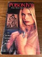 Poison Ivy VHS VCR Video Tape Used Jaime Pressly