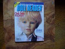 Doll Reader Magazine November 1991