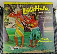 The Maile Serenaders ‎– Let's Hula (Warner Bros. Records ‎– 1550)