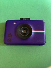 Polaroid Snap Instant Photo Digital Camera (Unit Only) Purple