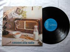 LP 33 giri 12'' Disco Vinile STADIO Canzoni alla Radio 1986 Italy RCA PL 70980