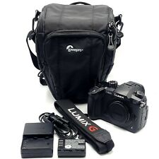 Panasonic Lumix GH5 20.3 MP 4K Digital SLR Camera w/ V-Log (Body Only)