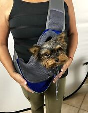 Pet Dog Carrier Mesh Confort Travel Sling Shoulder Bag