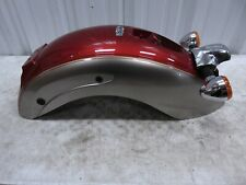 Kawasaki Rear Fender Red / Titanium 05-UP Vulcan P/N: 35023-5131-10W