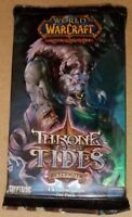World of Warcraft TCG - Throne of the Tides Aftermath Booster Pack
