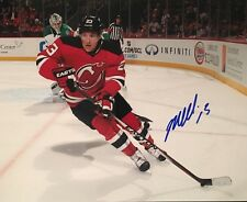 Michael Cammalleri AUTOGRAPH photo New Jersey Devils  signed 8x10 Photo