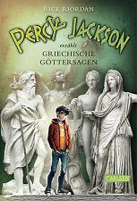 Percy Jackson erzählt Griechische Göttersagen Hardcover  Ab 12 Jahren + BONUS