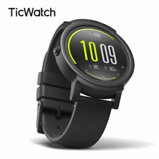 TicWatch E Bluetooth Smartwatch with GPS Android&iOS Compatible (Refurbished)