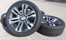 2018 GMC Yukon Denali Wheels Rims Tires Sierra Chevy Suburban Silverado Tahoe 22