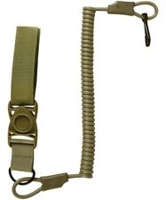 Kombat Tactical Pistol Lanyard Quick Release Buckle - Military Airsoft Hunting