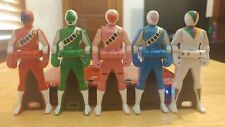 JAKQ Ranger Key SetKaizoku Sentai GOKAIGER Mighty Morphin Power Rangers