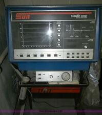 sun electric sleuth 1 engine analyzer user manual pdf book cd