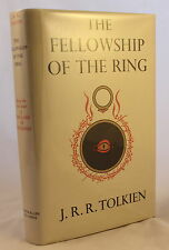 J. R. R. Tolkien The Fellowship of the Ring 1974 2nd Edition 8th Printing Hobbit
