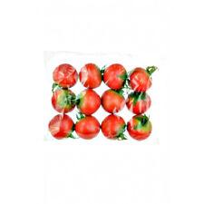 Tomato Artificial Fruit 5cm Diameter Pack of 12