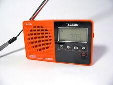 Tecsun PL-118 FM Stereo Digital DSP Scanning Radio VHF