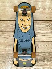 Globe Hg Beavis Crusierboard - Blue Complete Skateboard, Rare, Used