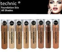 Technic Foundation Stix - Stick Cream Face Colour Skin Dark Fair Conceal Cover