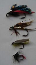 Trout Flies 5 assorted Wet FLIES