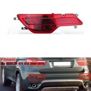 1PC Left Side Bumper Fog Lamp Light Reflector For BMW X6 E71 E72 2008-2013