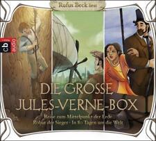 Deutsche Jules Verne Hörbücher und Hörspiele