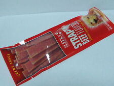 "NATURAL DOG TREAT CHEWY SNACK ""BEEF"" FLAVOR STRAP NEW"