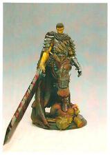 Guts Black Swordman Berserk Unpainted Statue Figure Model Resin Kit RARE