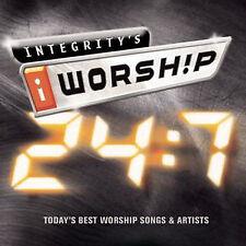 Integrity's iWorship 24/7 2x CD don moen leeland michael w smith hillsong united