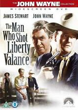The Man Who Shot Liberty Valance ~ Region 2 DVD