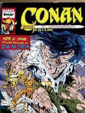 Conan il Barbaro COLORE n°40 ed. Marvel Comic ART  [G.187]