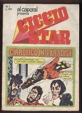 AL CAPORAL  presenta  CICCIO STAR  n.  1 del 1975