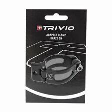 Trivio Umwerferschelle für Rennradumwerfer Anlöt 34,9
