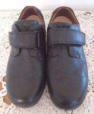 Dr. Comfort Stretchable Diabetic Casual Strap Black Shoes Sz 10 XWide 364