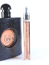 Yves Saint Laurent Black Opium Eau de Parfum 10ml Glass Travel Sample Spray