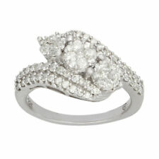 Handmade Cluster Sterling Silver Fine Rings