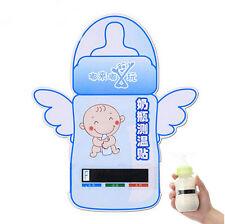 Unique Baby Milk Bottle Temperature Test Strip Thermometer Sticker Cqus
