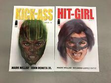 KICK ASS 1 HIT GIRL 1 JETPACK COMICS/FORBIDDEN PLANET OLIVER EXCL VARIANT Millar