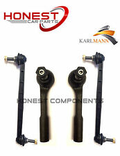For Vauxhall Astra MK5 H 04-13 FRONT ANTI ROLL BAR LINKS & OUTER TRACK ROD ENDS