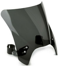 National Cycle Mohawk Tinted Windscreen Shield 9.25in Black BMW Honda